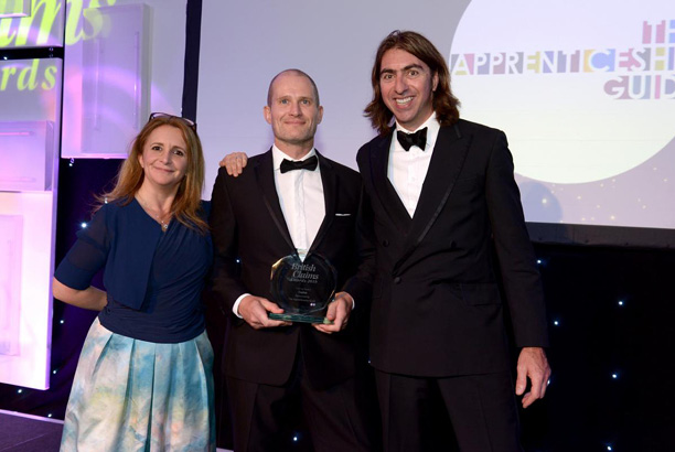Coplus picks up Training Award at British Claims Awards case sutdy thumbnail image